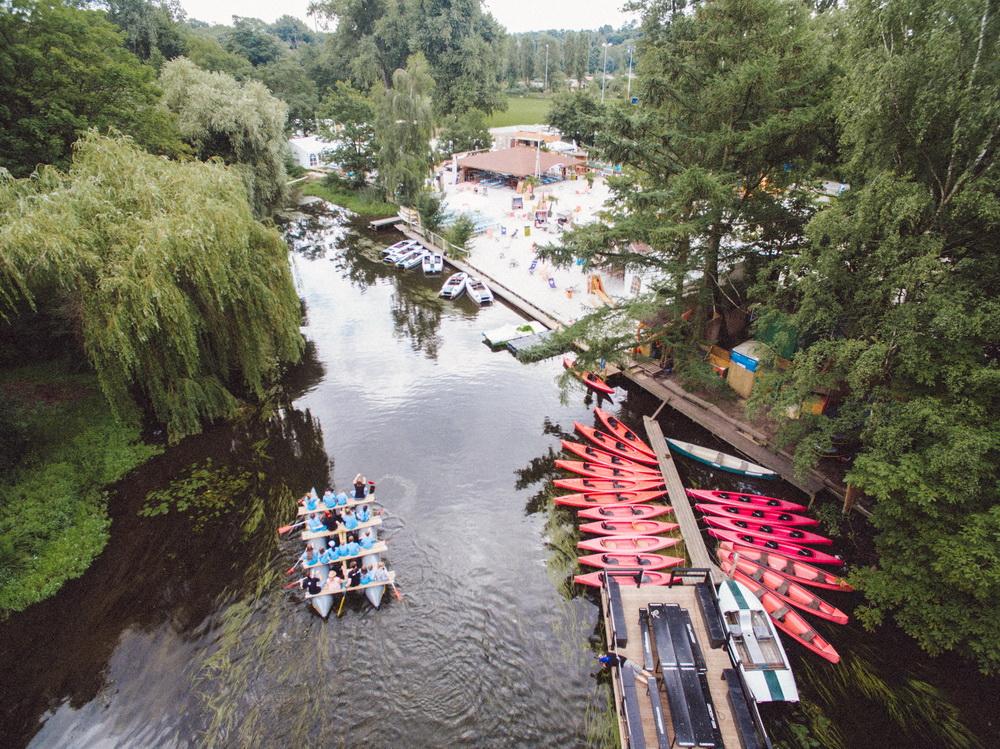 Besuch des kidscamps 1800 braunschweig wolfsburg for Traditionelles deutsches haus
